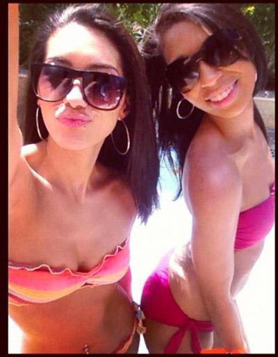 Ashley Moss Bikini