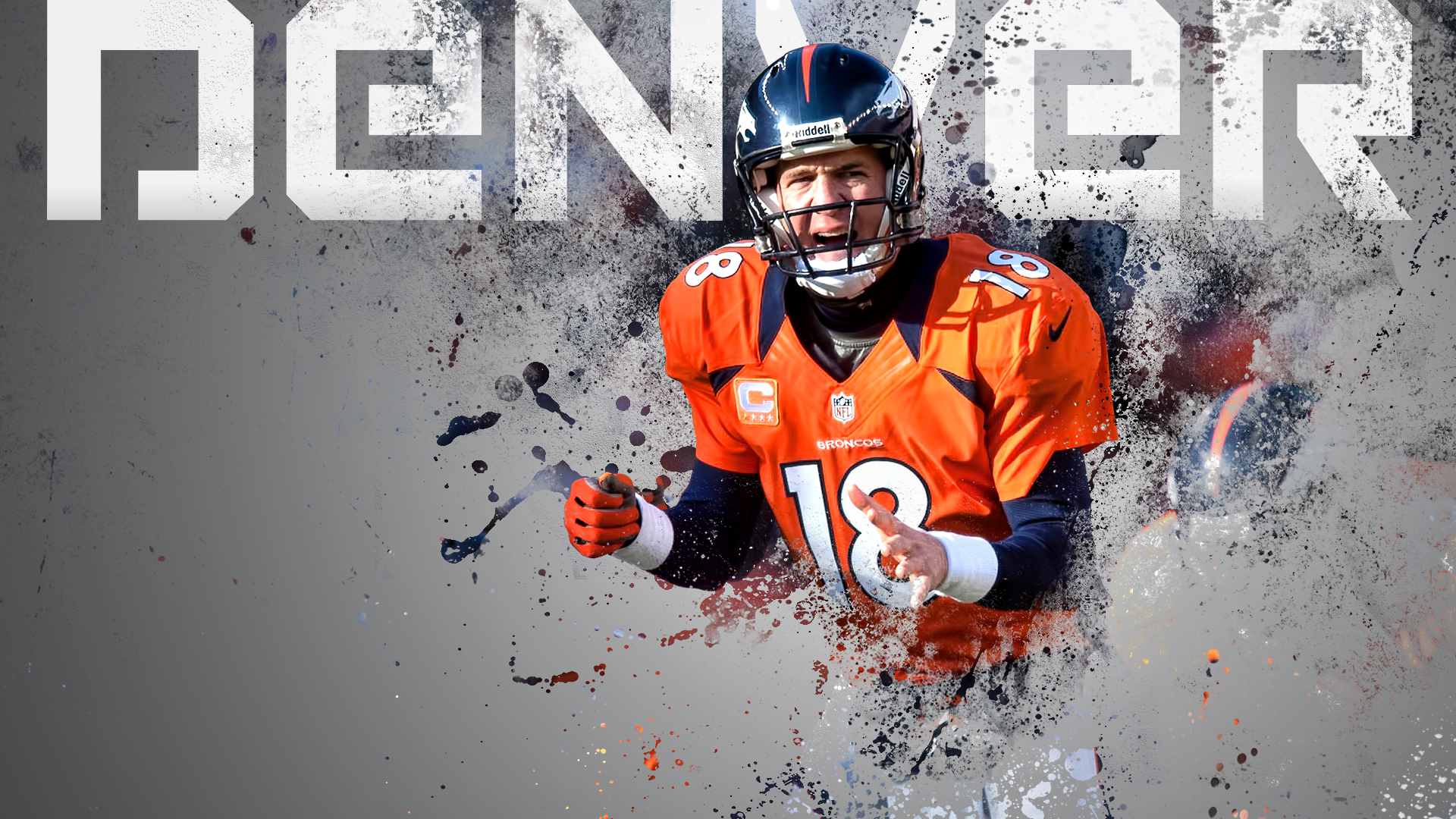 Peyton manning wallpaper athletize get to know your favorite peyton manning denver broncos wallpaper voltagebd Images