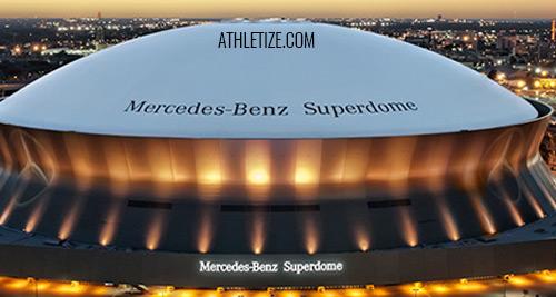 mercedes benz superdome tickets