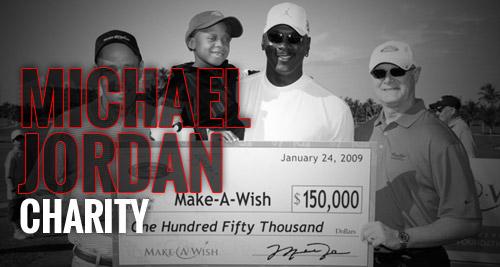 Michael Jordan Charity