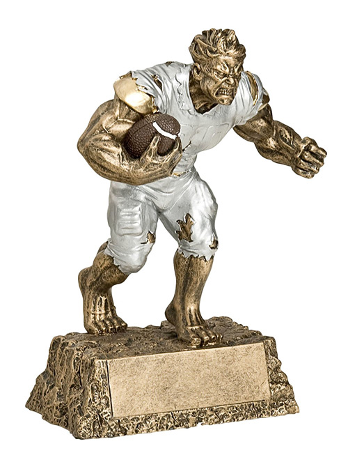 fantasy football monster trophy