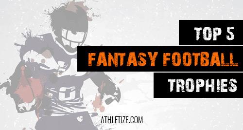 fantasy football trophies